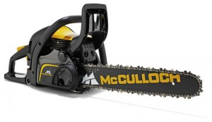 McCulloch CS410 chainsaw